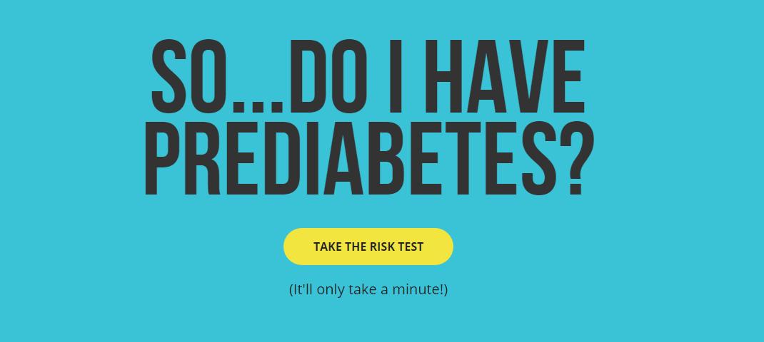 Do I have Pre Diabetes Website