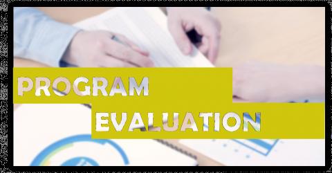 Program Evaluation Image