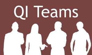Quality Improvement Team Development Image