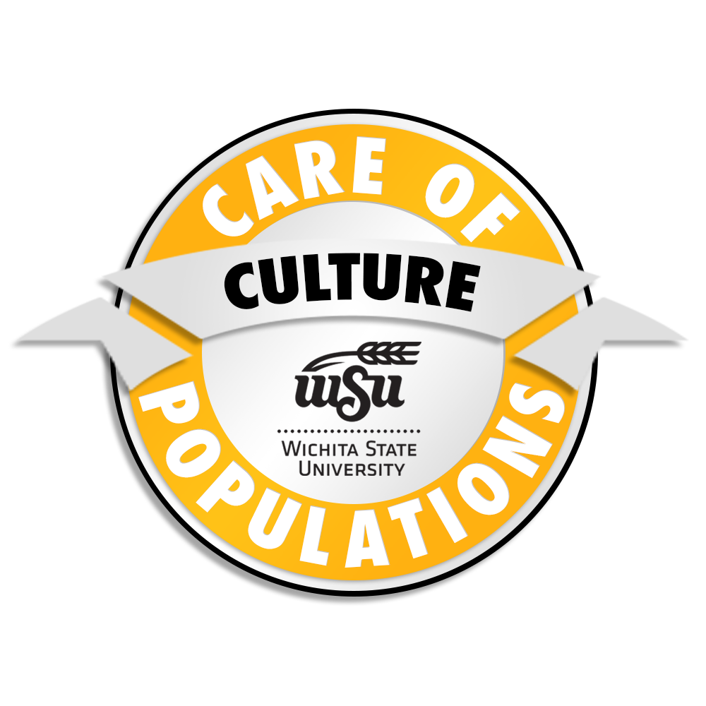 Care of Populations Badge: Culture Image